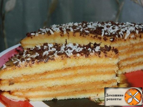 Очень вкусный торт