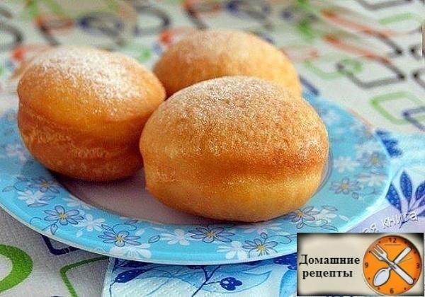 Самые вкусные пончики в мире!