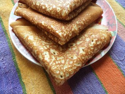Тесто для блинов – разнообразные варианты приготовления