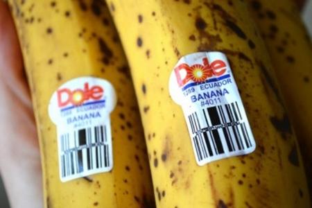Будьте осторожны, когда покупаете бананы!