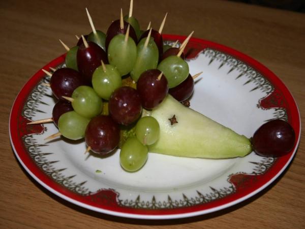 Идеи фруктовой нарезки