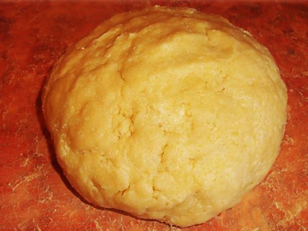 Традиционное песочное тесто