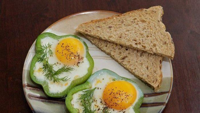 Оригинальный завтрак