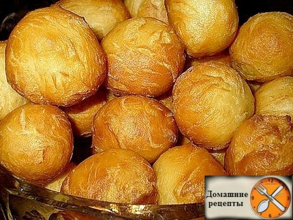 Казахские баурсаки