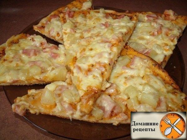 "Пицца ""Гавайская"""
