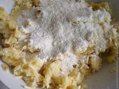 Говядина с картофельными галушками 5