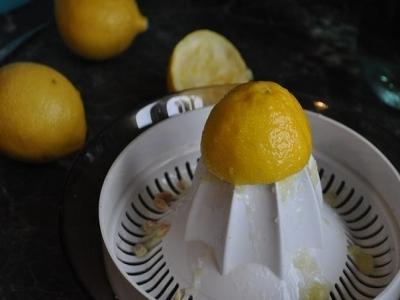Лимонные пирожные (Lemon bars) 1