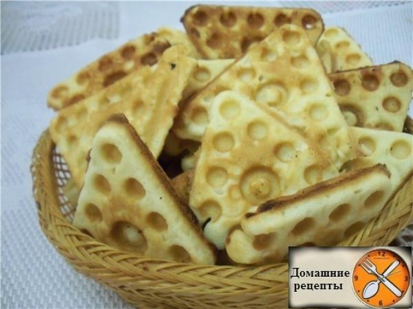 """Печенье в """"бабушкиной"""" форме"""