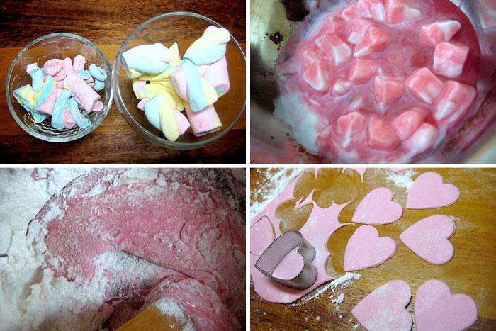 Как сделать мастику для торта своими руками, в домашних условиях 2