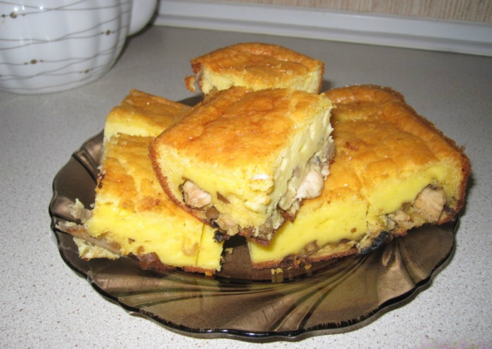 Невесткин пирог 2