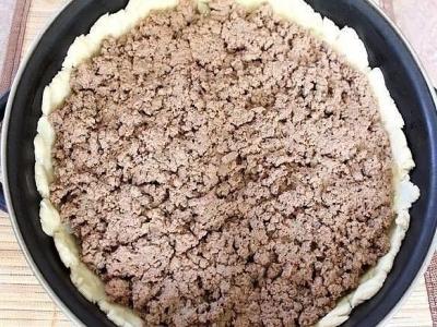 Пирог с печенью - непередаваемая вкуснятина! 6