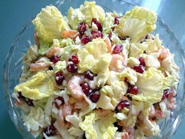 ТОП-6 салатов с пекинской капустой 2