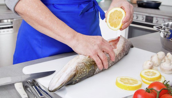 Маленькие хитрости при приготовлении рыбы