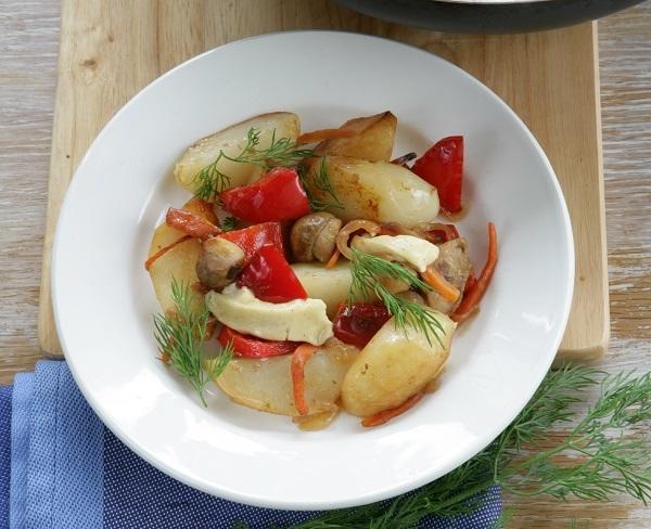 Великий пост: 10 рецептов вторых блюд 7