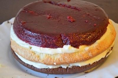 """Многослойный торт """"Мишель"""" 9"""