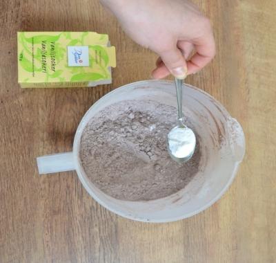 Шоколадные Whoopie со сливками 4
