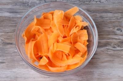 Морковь по-восточному 3