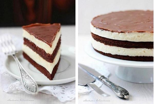 Торт Milka