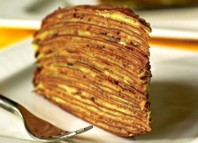 ТОП-6 Блинные торты с разными кремами 10