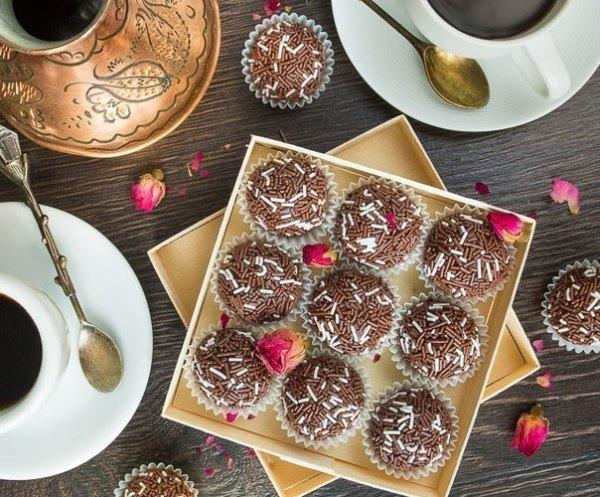 Бригадейро - домашние бразильские конфеты 1