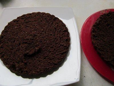 """Шоколадный торт """"Обыкновенное чудо"""" 5"""