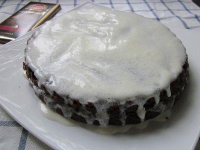 """Шоколадный торт """"Обыкновенное чудо"""" 6"""