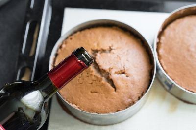 Пирог с вином 12