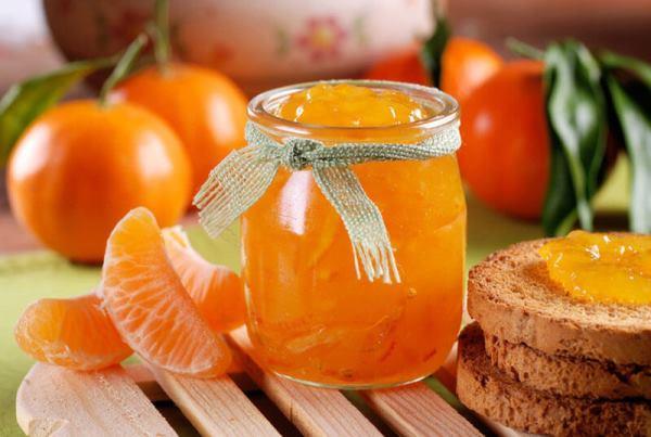 Ароматное варенье из мандаринов 13 рецептов!